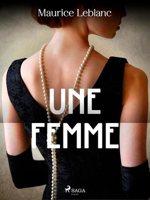cover image of Une Femme