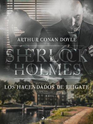 cover image of Los hacendados de Reigate