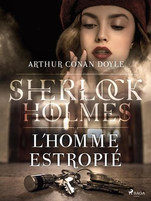 cover image of L'Homme estropié