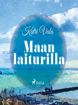 cover image of Maan laiturilla