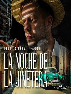 cover image of La noche de la jinetera