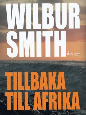 cover image of Tillbaka till Afrika del 1