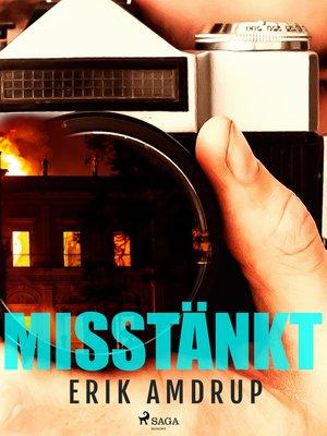 cover image of Misstänkt