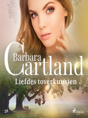 cover image of Liefdestoverkunsten