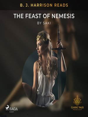 cover image of B. J. Harrison Reads the Feast of Nemesis