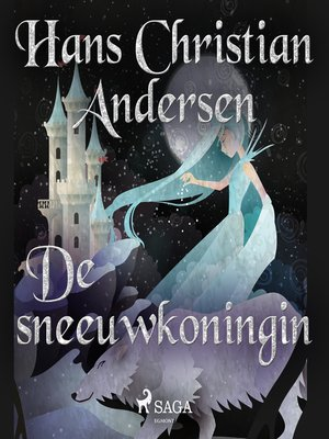 cover image of De sneeuwkoningin