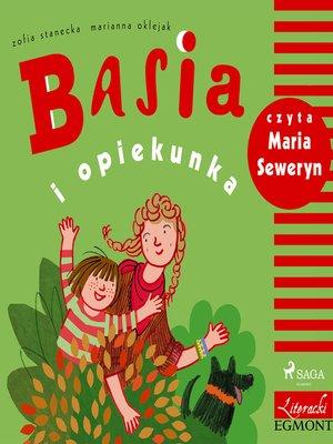 cover image of Basia i opiekunka
