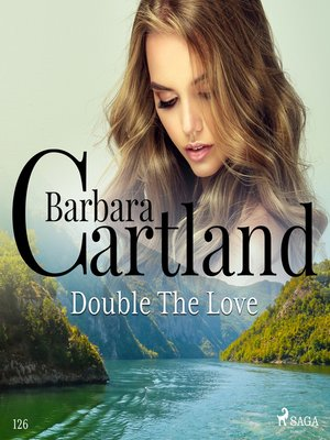cover image of Double the Love (Barbara Cartland's Pink Collection 126)