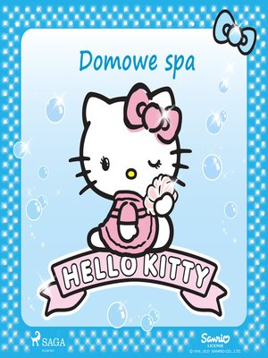 cover image of Hello Kitty--Domowe spa