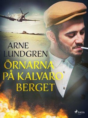 cover image of Örnarna på Kalvaroberget