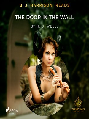 cover image of B. J. Harrison Reads the Door in the Wall