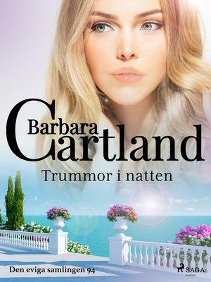 cover image of Trummor i natten