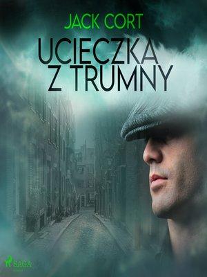 cover image of Ucieczka z trumny