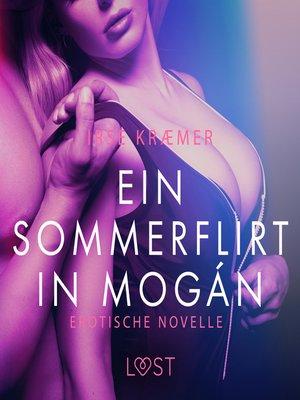 cover image of Ein Sommerflirt in Mogán