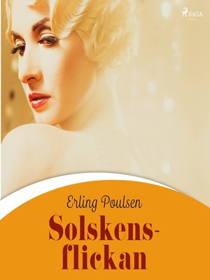 cover image of Solskensflickan