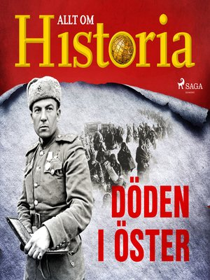 cover image of Döden i öster