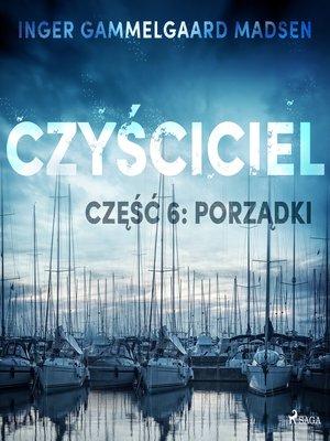 cover image of Czyściciel 6