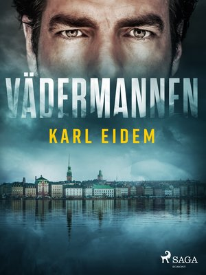 cover image of Vädermannen