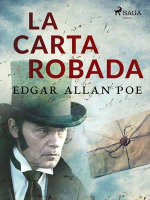 cover image of La carta robada