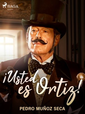 cover image of ¡Usted es Ortiz!