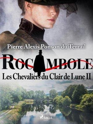 cover image of Les Chevaliers du Clair de Lune II