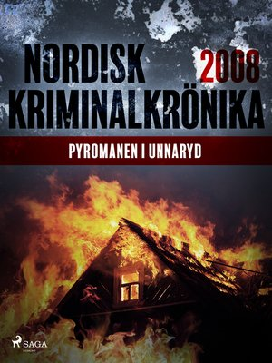 cover image of Pyromanen i Unnaryd
