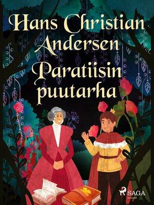 cover image of Paratiisin puutarha