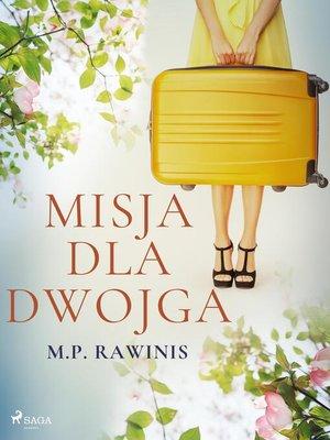 cover image of Misja dla dwojga
