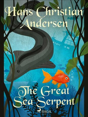 cover image of The Great Sea Serpent