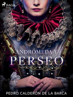cover image of Andrómeda y Perseo
