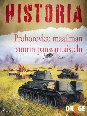 cover image of Prohorovka