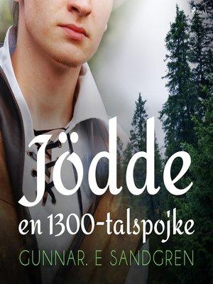 cover image of Jödde
