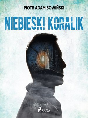 cover image of Niebieski koralik