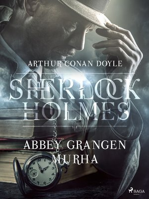 cover image of Abbey Grangen murha
