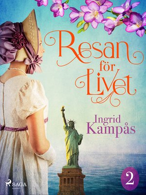 cover image of Resan för livet del 2