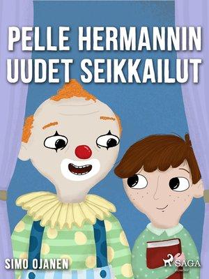 cover image of Pelle Hermannin uudet seikkailut