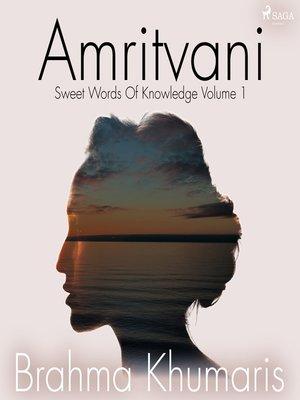 cover image of Amritvani 1