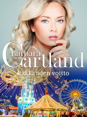 cover image of Rakkauden voitto