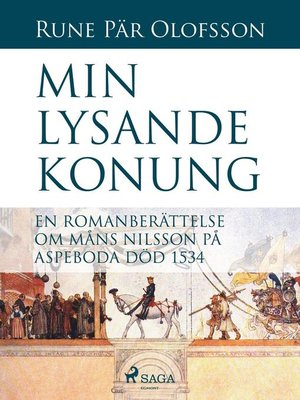 cover image of Min lysande konung