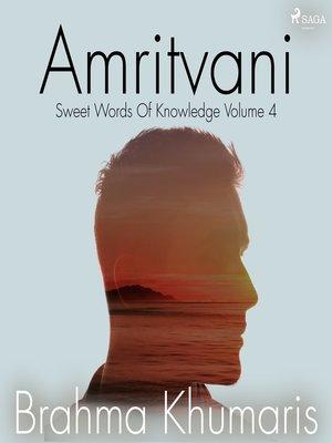 cover image of Amritvani 4