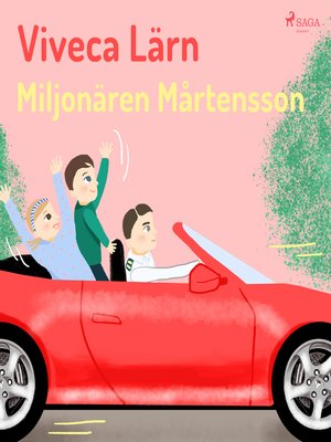 cover image of Miljonären Mårtensson