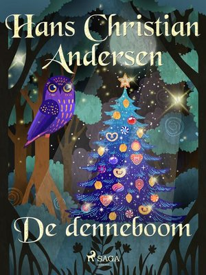 cover image of De denneboom
