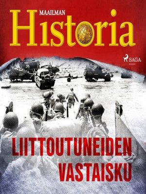cover image of Liittoutuneiden vastaisku
