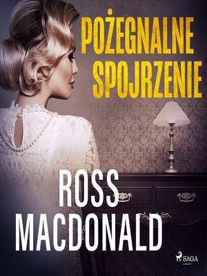 cover image of Pożegnalne spojrzenie