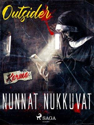 cover image of Nunnat nukkuvat