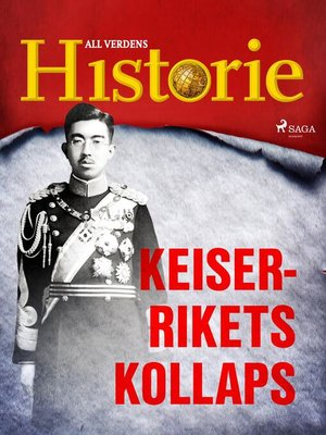 cover image of Keiserrikets kollaps