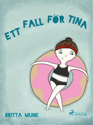 cover image of Ett fall för Tina