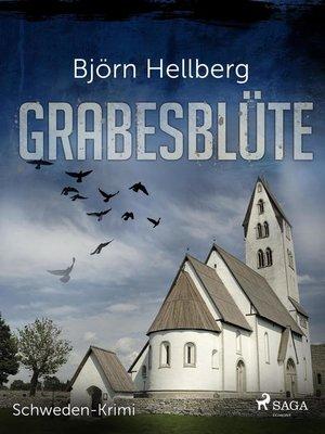 cover image of Grabesblüte--Schweden-Krimi
