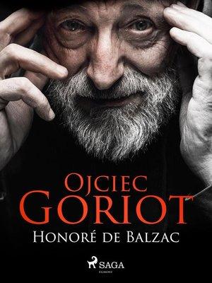 cover image of Ojciec Goriot