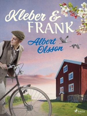 cover image of Kleber & Frank